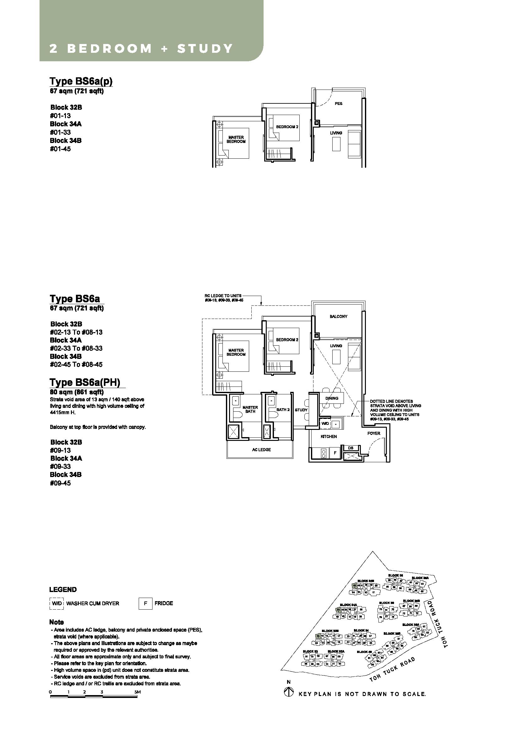 Type BS6a, BS6a(p), BS6a(PH)