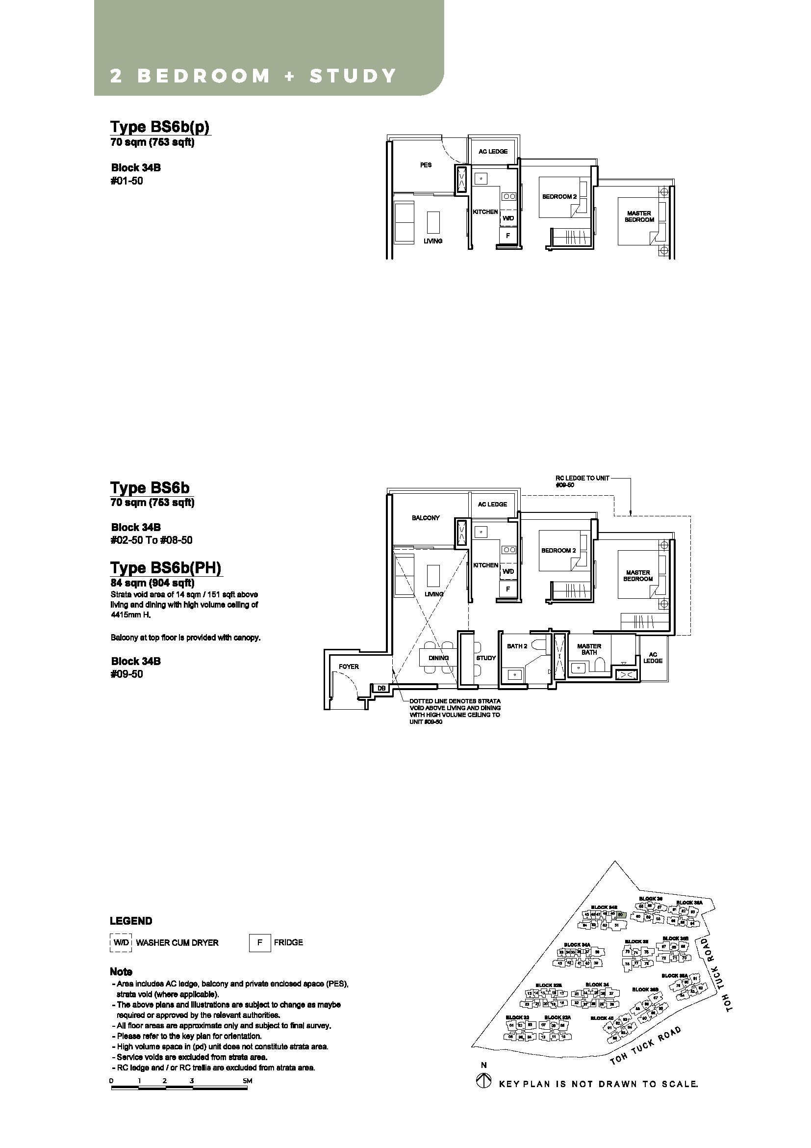 Type BS6b, BS6b(p), BS6b(PH)