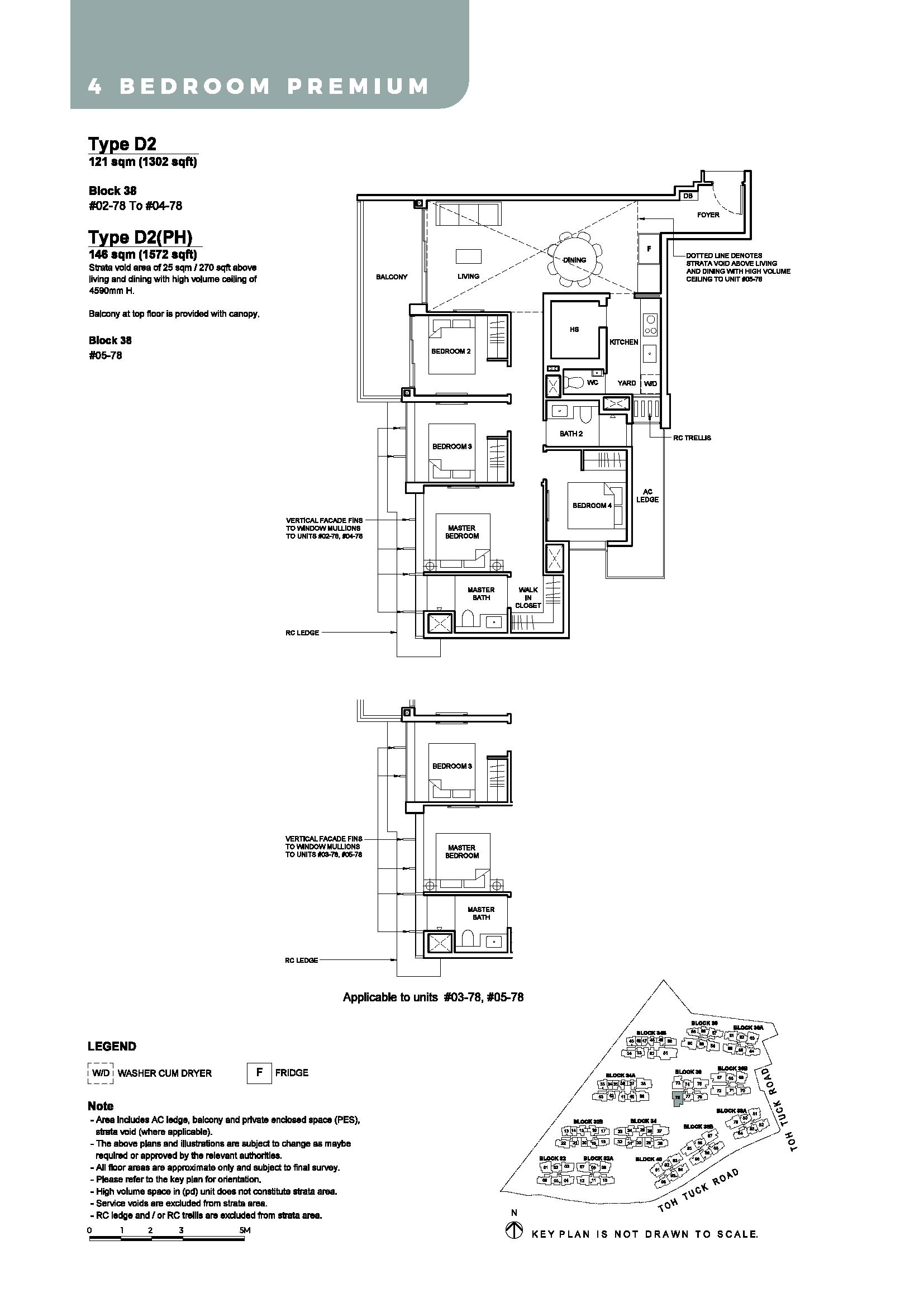 Type D2 - D2(PH)