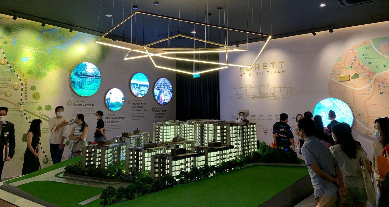 Forett at Bukit Timah Showflat